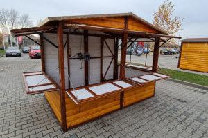 domki drewniane - wynajem